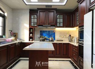 110平米三室两厅中式风格厨房效果图