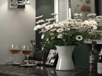 80平米公寓欧式风格餐厅设计图