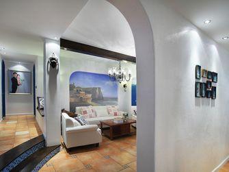 140平米复式地中海风格走廊欣赏图