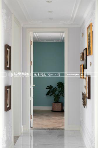 140平米三室两厅法式风格走廊图
