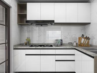 140平米三室一厅中式风格厨房图