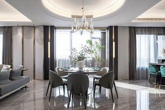 140平米别墅中式风格餐厅设计图