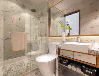 70平米宜家风格卫生间浴室柜欣赏图