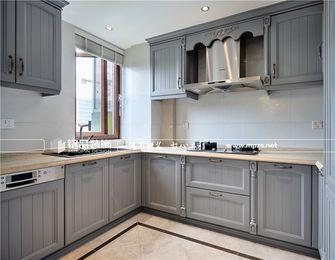 140平米四室三厅法式风格厨房效果图