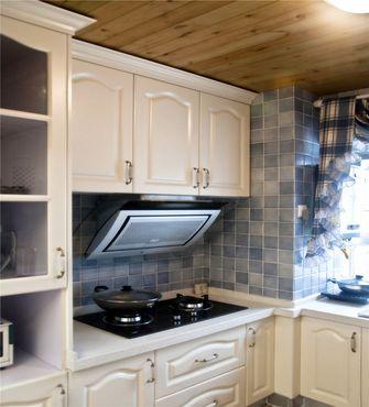 140平米四英伦风格厨房装修案例