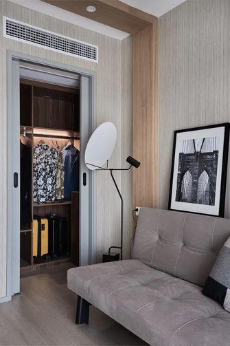 110平米三室两厅混搭风格衣帽间装修效果图