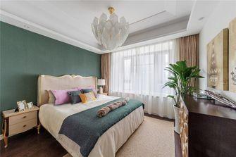 90平米三室一厅美式风格卧室图