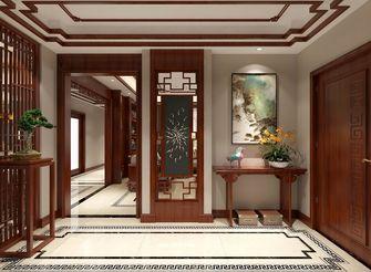 140平米四中式风格玄关装修案例