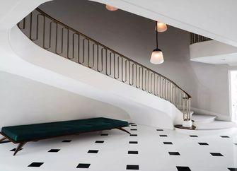 110平米三室一厅混搭风格阁楼装修图片大全