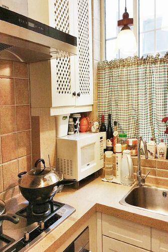 50平米公寓地中海风格厨房效果图