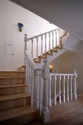 美式风格楼梯间装修图片大全