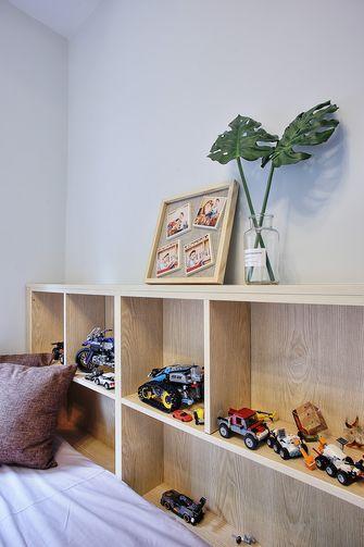 50平米北欧风格储藏室图片