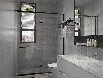 140平米三室两厅北欧风格卫生间效果图