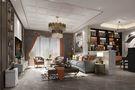 140平米三室一厅美式风格客厅图片