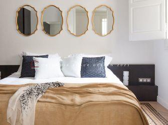 120平米三室一厅混搭风格卧室装修案例