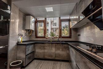 140平米别墅现代简约风格厨房图片