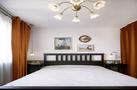 100平米田园风格卧室欣赏图