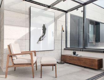 110平米三室一厅日式风格阳光房欣赏图