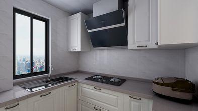 100平米三室一厅混搭风格厨房欣赏图