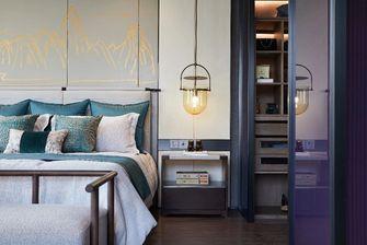 140平米复式新古典风格卧室图片大全