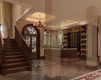 140平米别墅其他风格楼梯间图片大全