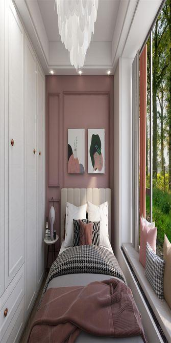 140平米三室三厅北欧风格儿童房装修案例