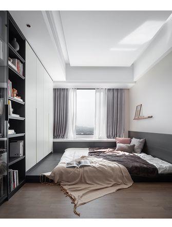 100平米三现代简约风格阳光房图