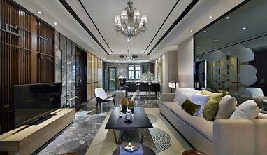 80平米公寓中式风格客厅图