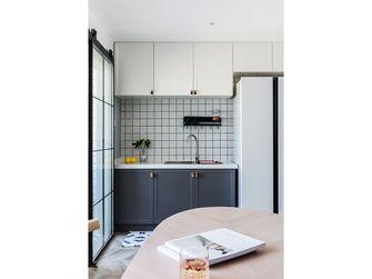 140平米三现代简约风格厨房装修图片大全