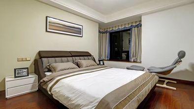 90平米三室两厅现代简约风格卧室家具欣赏图