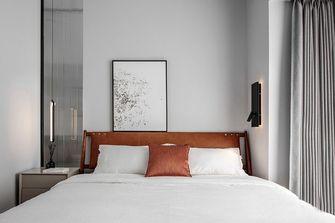 50平米小户型现代简约风格卧室装修案例