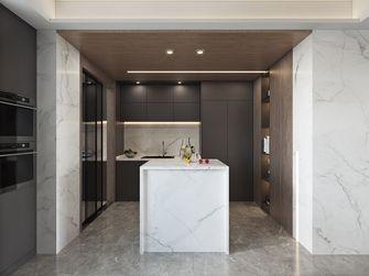110平米三美式风格厨房装修效果图