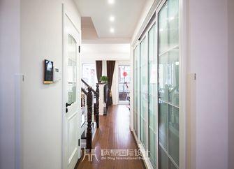 10-15万90平米复式美式风格走廊设计图
