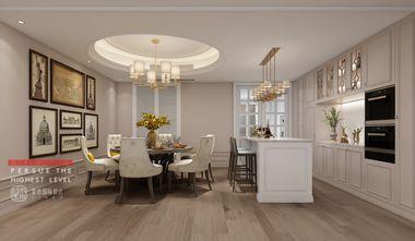 140平米四室四厅美式风格餐厅装修案例