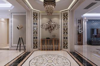 130平米三室两厅新古典风格玄关效果图