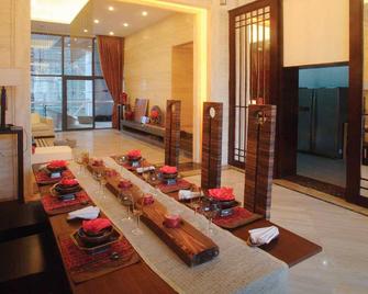 30平米以下超小户型中式风格餐厅图