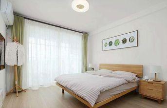 60平米一室两厅宜家风格卧室装修案例