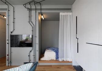 40平米小户型英伦风格客厅图片大全