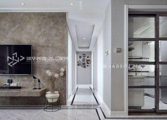 80平米三现代简约风格走廊图片