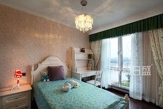130平米三室两厅欧式风格儿童房装修图片大全