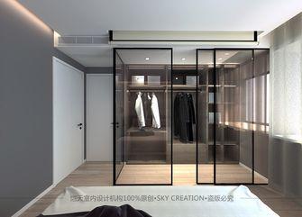 3万以下110平米三室一厅现代简约风格卧室装修案例