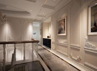 140平米别墅法式风格楼梯间装修效果图