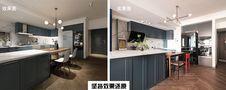富裕型100平米美式风格厨房装修案例