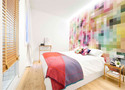 50平米公寓北欧风格卧室设计图