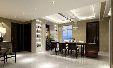 100平米新古典风格餐厅图片大全