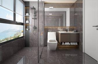 120平米三室两厅现代简约风格卫生间装修案例