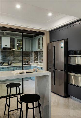 140平米别墅宜家风格厨房图