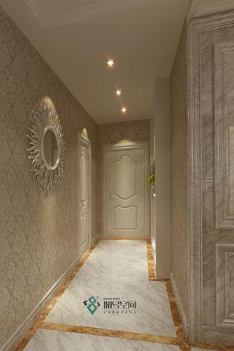 110平米三欧式风格走廊装修图片大全