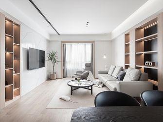 90平米三日式风格客厅图