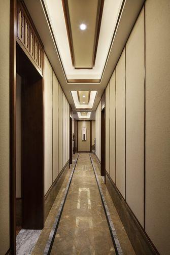 140平米别墅东南亚风格走廊图片